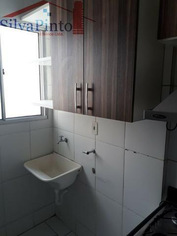 Código 794 - Belo Apartamento de Dois Dormitórios no Condomínio Tintoretto em Taubaté - Foto 3