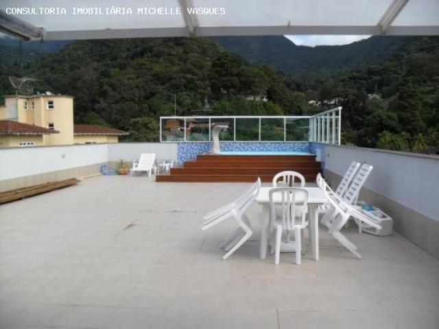 Cobertura para Venda em Teresópolis, ALTO, 2 suítes, 4 banheiros, 3 vagas - Foto 17