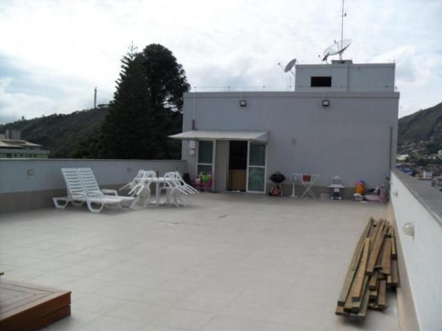 Cobertura para Venda em Teresópolis, ALTO, 2 suítes, 4 banheiros, 3 vagas - Foto 18