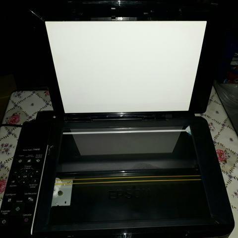 Impressora e scanner Epson