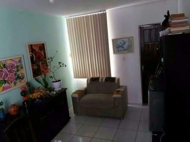 Apartamento 2/4 Conjunto César Araújo - Engenho Velho de Brotas