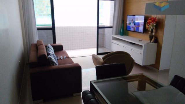 Ed. Giverny Apartamento residencial à venda, Jatiúca, Maceió.