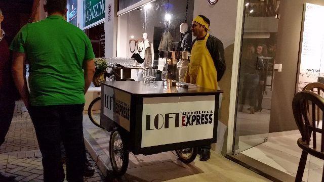 Food bike Chopp Exclusiva