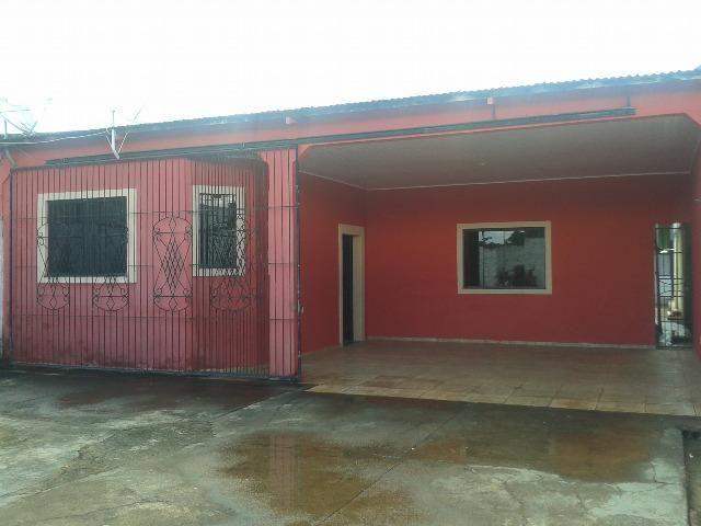 Casa com 3 quartos, 2 vagas, piscina, Bairro Cuniã, Rua 7 de setembro