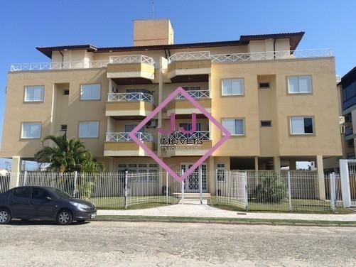 Apartamento à venda com 2 dormitórios em Ingleses do rio vermelho, Florianopolis cod:2533