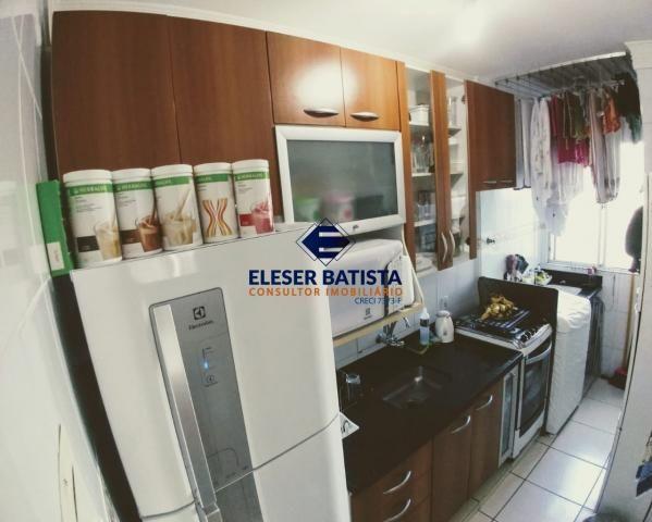 Apartamento à venda com 2 dormitórios em Residencial civit a2, Serra cod:AP00147 - Foto 5