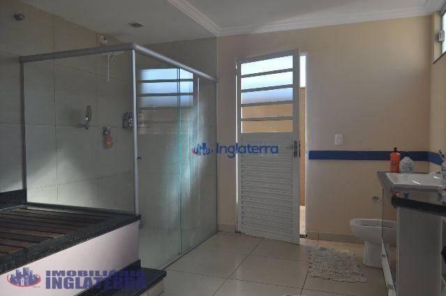 Casa à venda, 374 m² por R$ 760.000,00 - Igapó - Londrina/PR - Foto 14