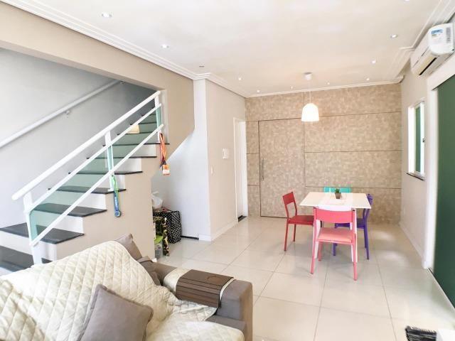Casa duplex em condomínio fechado com 3 quartos, sendo 1 suíte - CA0873 - Foto 7