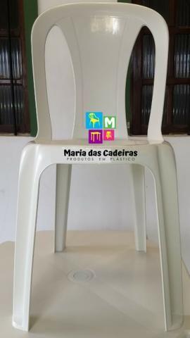 Cadeira Bistrô Elisa 182kg a partir de R$ 19,00