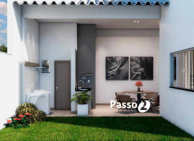 Casa na planta com 01 suite + 2 quartos - Foto 8