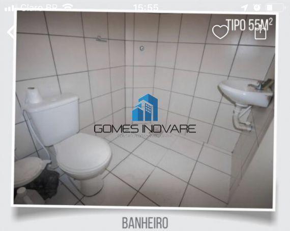 Apartamento à venda com 1 dormitórios em Maguari, Ananindeua cod:24 - Foto 12