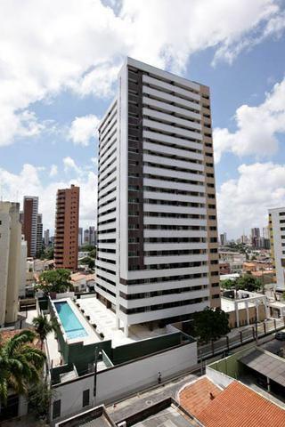 Ed. Torres Câmara II, 98m2, Novo, 16o. Andar, Nascente, 4 Qtos, 2 Vagas e Lazer Completo - Foto 2