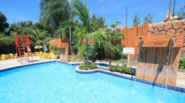 Apartamento temporada caldas novas, cobertura Golden Dophin Grand Hotel - Foto 3