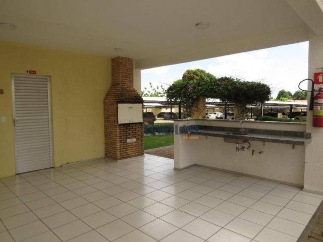Apartamento com 3 dormitórios à venda, 55 m² por r$ 239.990,00 - maraponga - fortaleza/ce - Foto 20