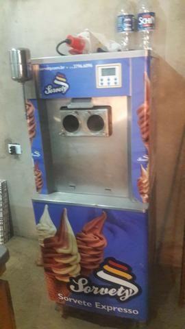 Máquina de sorvete Expresso - Foto 4