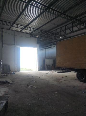 Área de 3100 m² com escritório e galpão - Foto 5