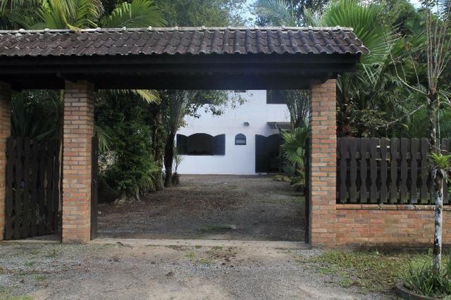 Aluguel Temporada casa Itapoá SC* Sobrado 4 quartos 2 banheiro mobiliada - Foto 2