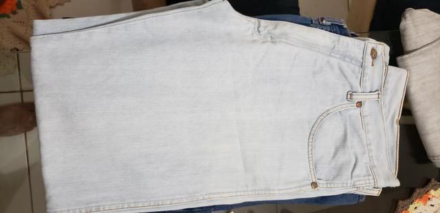 4 Calças Jeans de Cowboy em Perfeito Estado - Foto 2