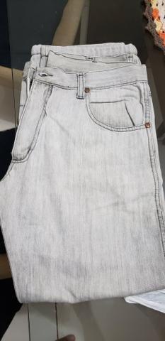 4 Calças Jeans de Cowboy em Perfeito Estado - Foto 4
