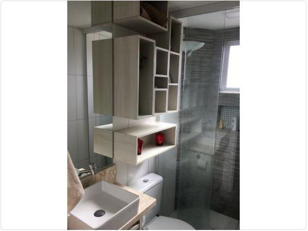 Apartamento 2/4 para Venda no Condomínio Vila de Espanha - SIM - Foto 3