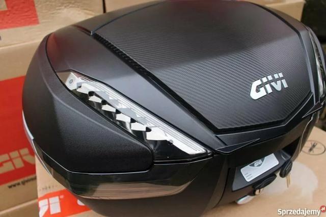 Baú top case Givi V47