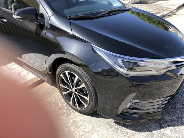 Corolla XRS 2018 Emplacado SÓ VENDO - Foto 15