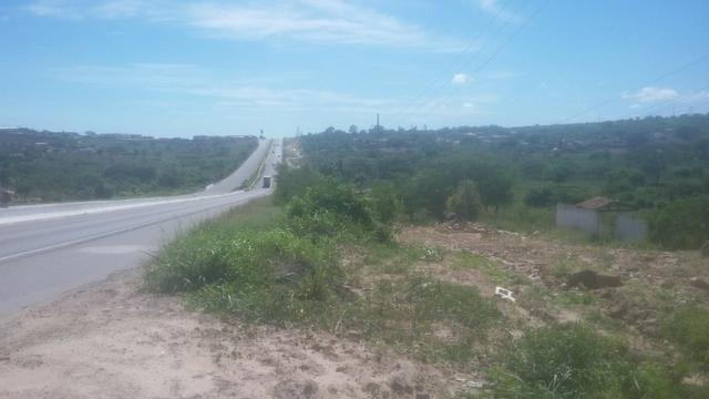 Vitória de Sto Antão=Vend. 155 mil terreno com 3.2 Hect. na BR-232 = Beira da Pista - Foto 7