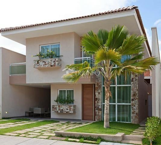 LS: 45987 Lagoa Redonda Casa Em Condomínio De Luxo 172m² ,3 Suítes,Varanda,2 A 5 Vagas