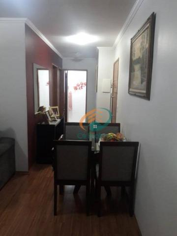 Apartamento 2 dormis 64 metros com planejados Macedo - Foto 11