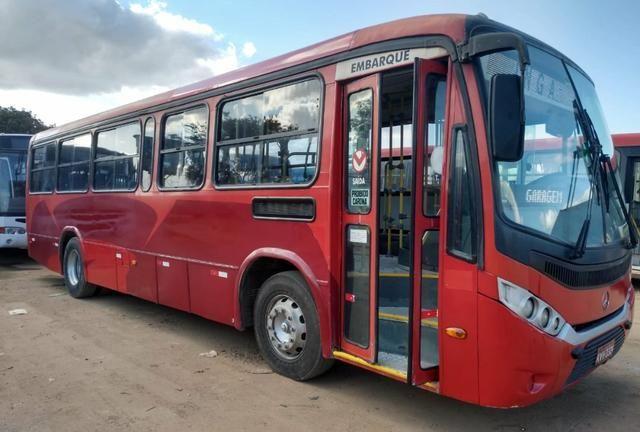 Ônibus Urbano, Micrão Mercedes OF1418, ano 2008 - Foto 3