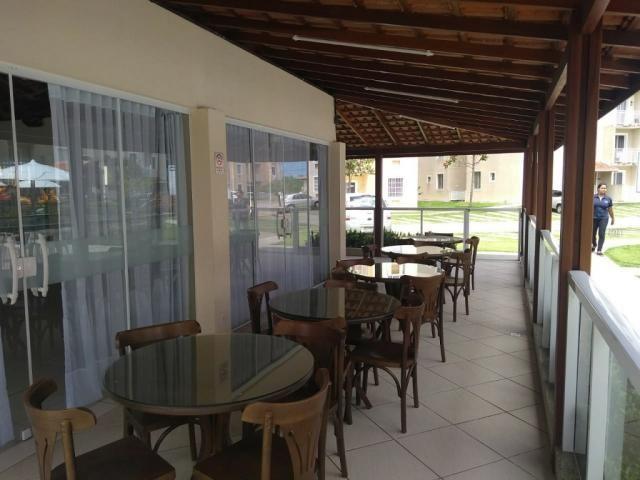 Apartamento à venda com 2 dormitórios em Praia da baleia, Serra cod:3159 - Foto 7
