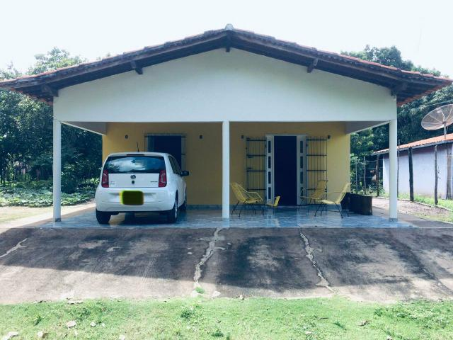Casa na BR 343 a 4 km de Água Branca