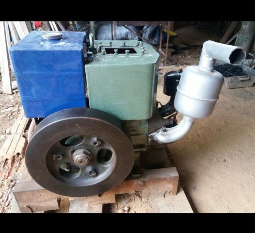 Motor yanmar NSB 11