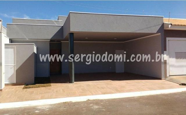 Casa Condomínio Verona - Brodowski