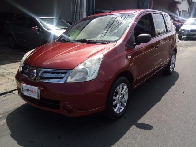 Nissan Livina s 1.6 2013 completa