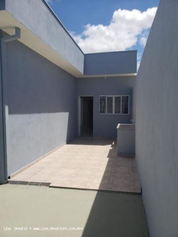 Casa para venda em presidente prudente, itacare, 3 dormitórios, 1 suíte, 1 banheiro, 4 vag - Foto 15