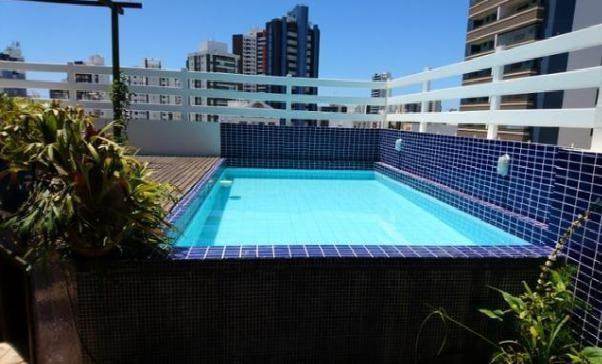 FZ00013 - Cobertura na Pituba 03 quartos com piscina - Foto 4
