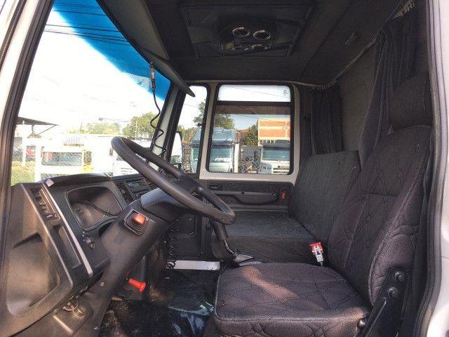 Ford cargo 816 S sider 6 metros Lindo - Foto 4