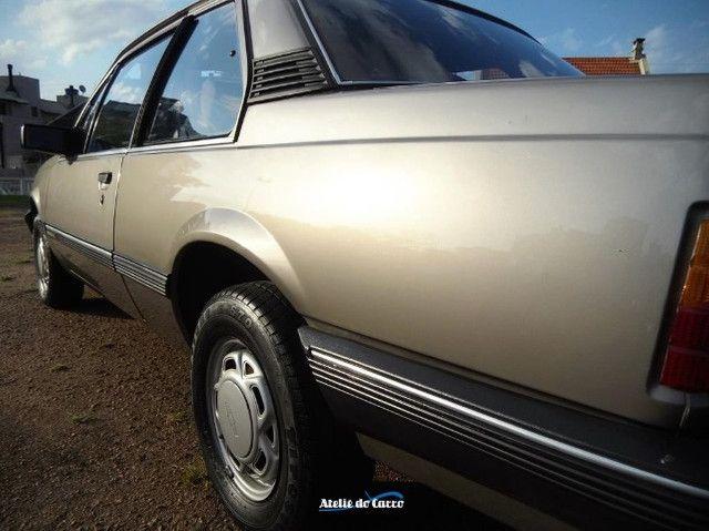 Monza SL 1990 1.8 Marrom Alabama - Rara originalidade e integridade. Vale a pena ver! - Foto 6