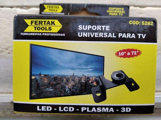 Suporte Universal Fixo para TVs - BG27 - Foto 4