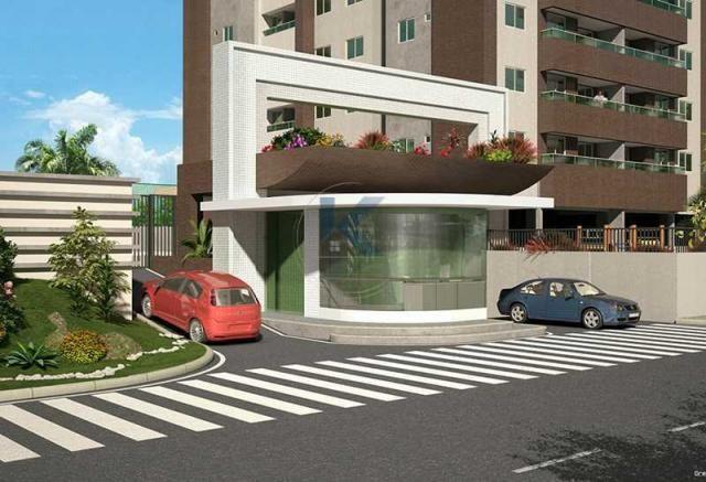 O Senador Life. Um condomínio com apartamentos de 2 e 3 quartos com suíte. - Foto 2