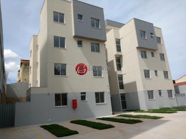 Apartamento 2 quartos - São João Batista