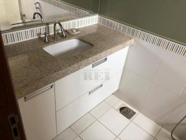 Apartamento com 4 dormitórios para alugar, 270 m² por R$ 3.880/mês - Setor Central - Rio V - Foto 12