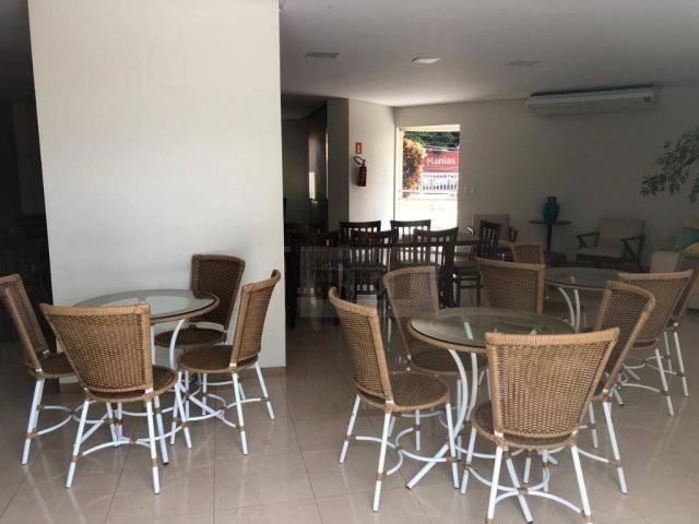Apartamento com 4 dormitórios para alugar, 270 m² por R$ 3.880/mês - Setor Central - Rio V - Foto 4