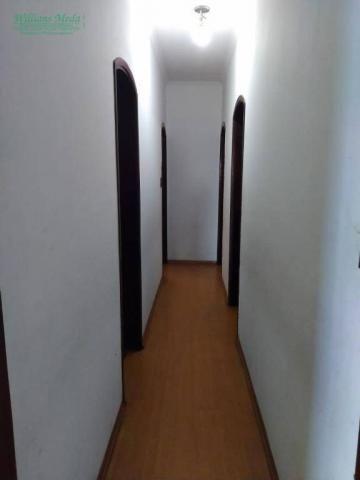 Sobrado com 3 dormitórios à venda, 250 m² por R$ 1.600.000 - Parque Renato Maia - Guarulho - Foto 6