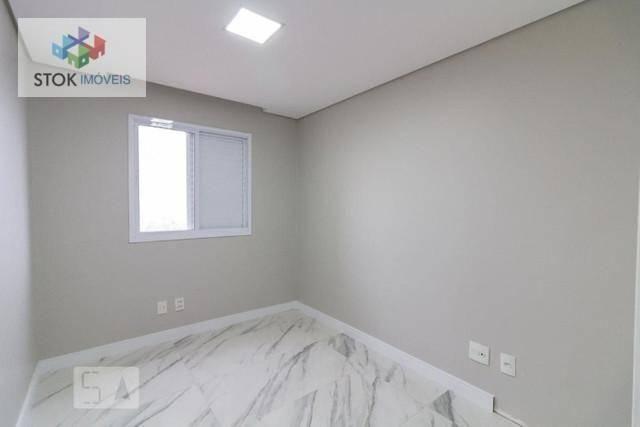 Apartamento com 2 dormitórios à venda, 62 m² por R$ 370.000,00 - Vila Augusta - Guarulhos/ - Foto 9