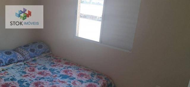 Apartamento com 2 dormitórios à venda, 45 m² por R$ 190.000,00 - Jardim Fátima - Guarulhos - Foto 7