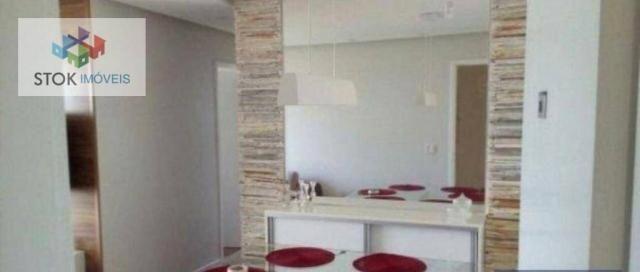 Apartamento com 2 dormitórios à venda, 50 m² por R$ 255.000,00 - Jardim Cocaia - Guarulhos - Foto 12