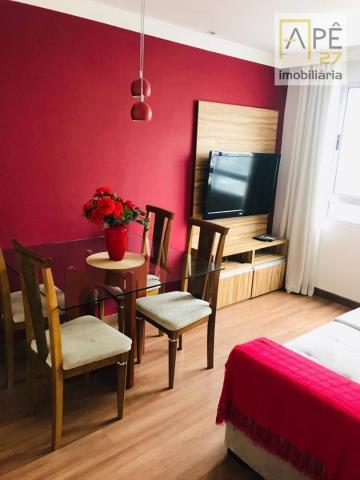 Apartamento 100% mobiliado com 2 dormitórios para alugar, 47 m² por R$ 1.850/mês - Ponte G