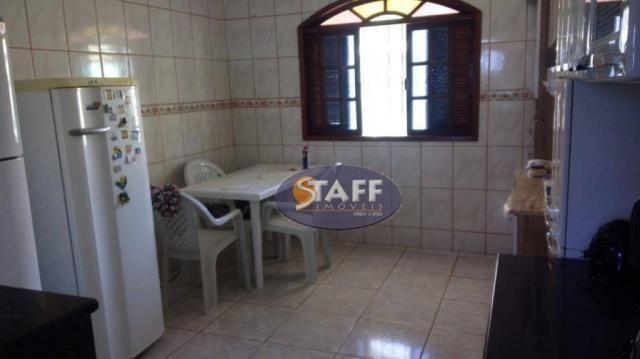 Linda casa de 6 quartos sendo 3 suítes a venda em Unamar-Cabo Frio!!! - Foto 4